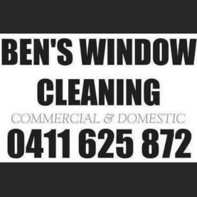 Ben's Window Cleaning
