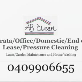 A B Clean