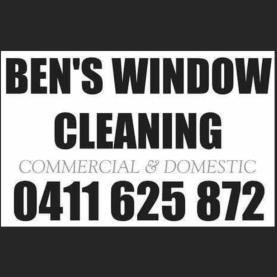 Ben's Window Cleaning
