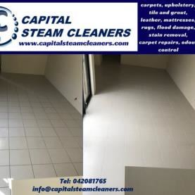 Capital Carpet Cleaners - Carpet Cleaning in Perth