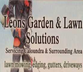 Leons Garden & Lawn Solutions