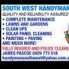 South West Handyman Service
