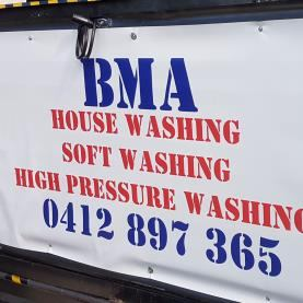 Bma exterior cleaning solutions